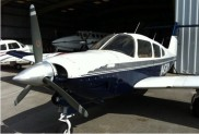 PIPER PA-28RT-201T TURBO ARROW IV 1981