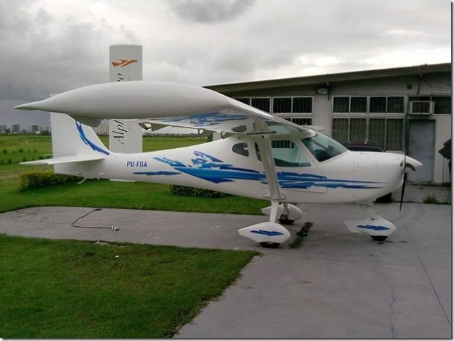 FK LIGHTPLANES FK9 MARK IV 2008