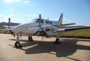 BEECHCRAFT KING AIR C90