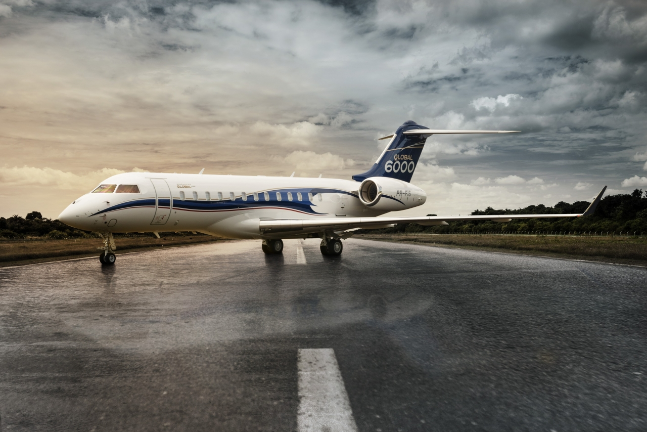BOMBARDIER GLOBAL 6000 2015