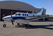 BEECHCRAFT KING AIR C90-1 1981