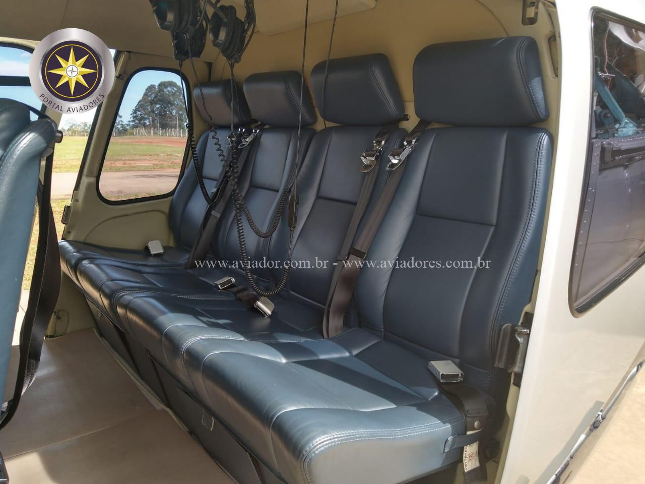 EUROCOPTER AS350 B2 ESQUILO 1998