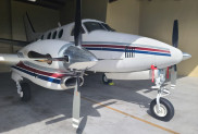 BEECHCRAFT KING AIR C90A 1991
