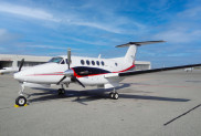 BEECHCRAFT KING AIR 200 1980